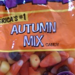 yummy autumn mix candy corn