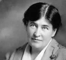Photo of Willa Cather, courtesy Nebraska State Historical Society